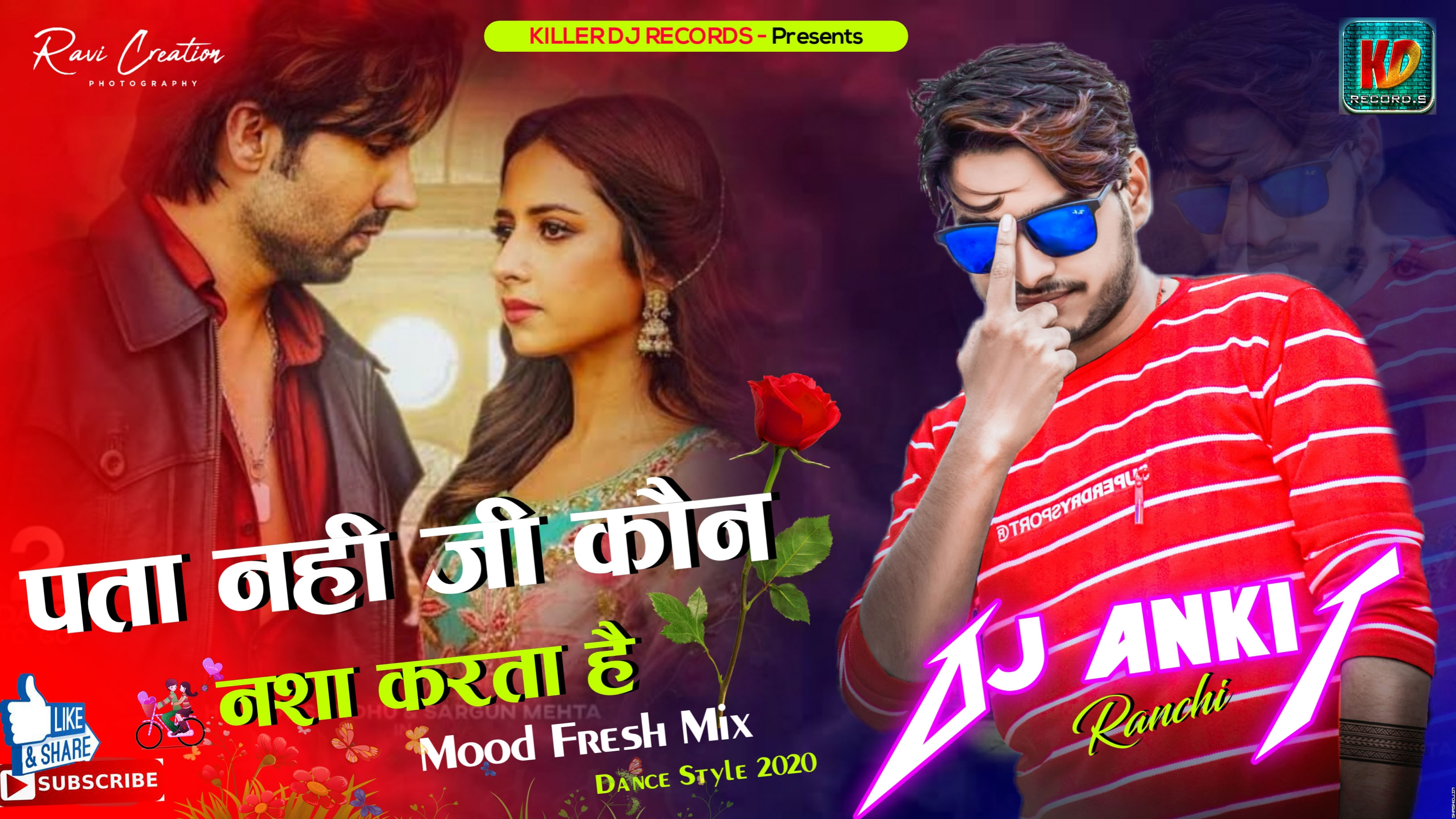 Pata Nahi Ji Konsa Nasha Karta Hai -- Mood Fresh Mix Dj Ankit.mp3