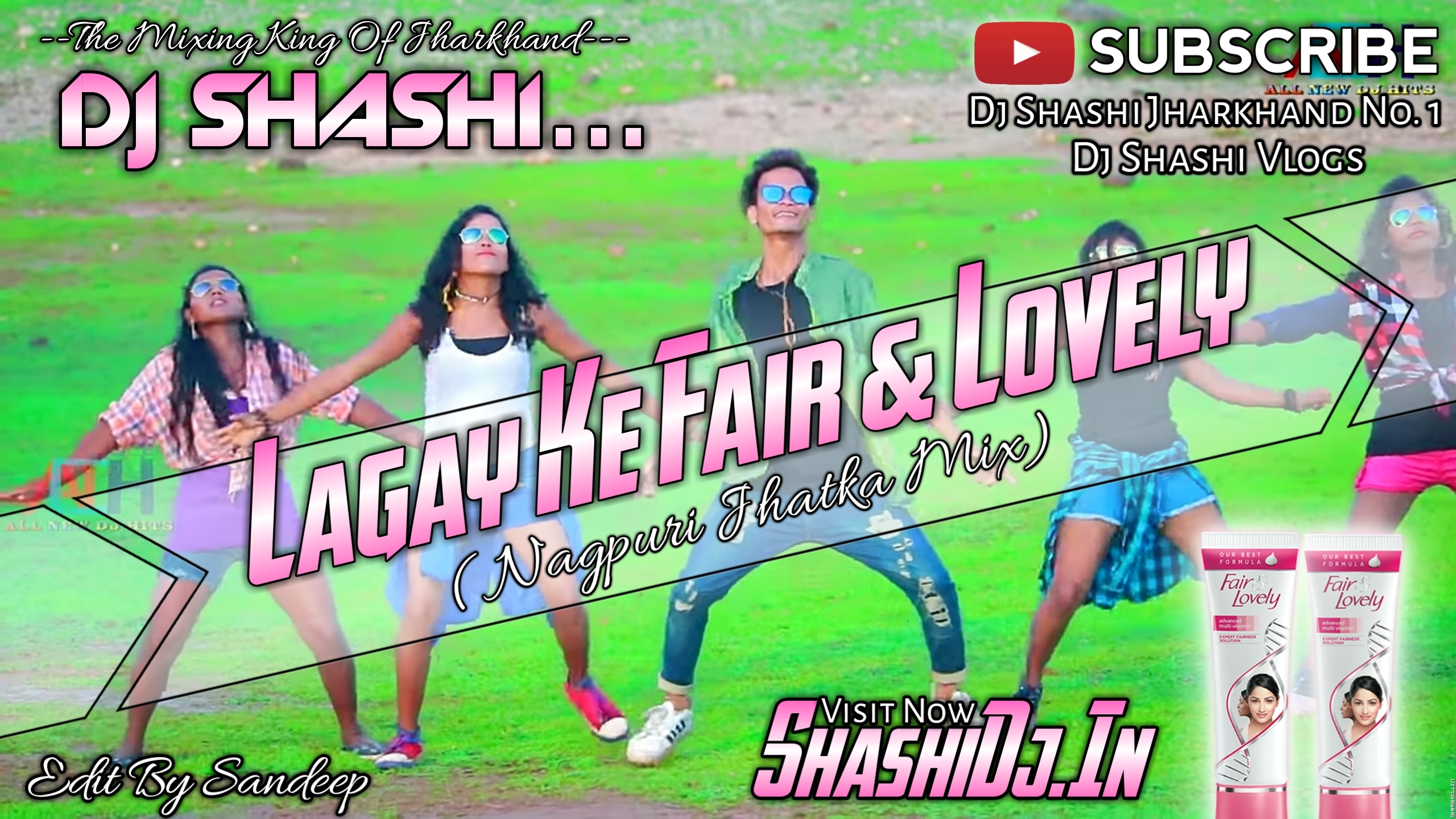 Lagay Ke Fair&Lovely Nagpuri Jhatka Mix By Dj Shashi.mp3