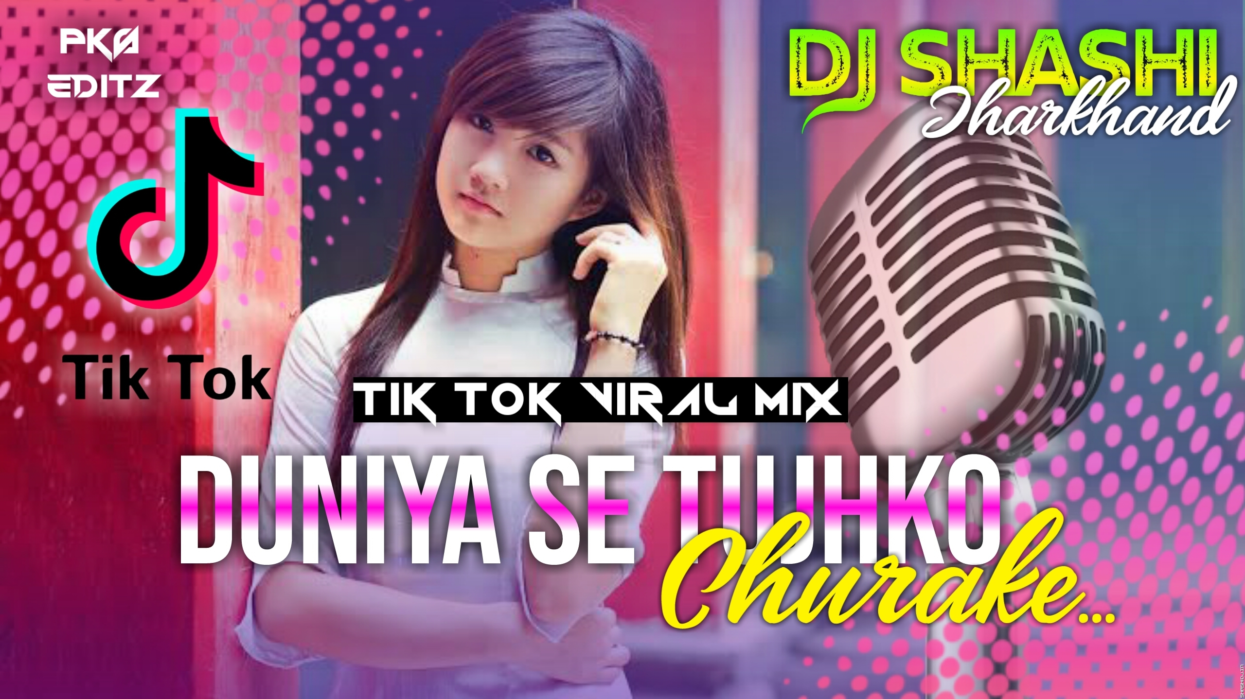 Duniya Se Tujhko Churake _Tik Tok Love Dj Remix.mp3