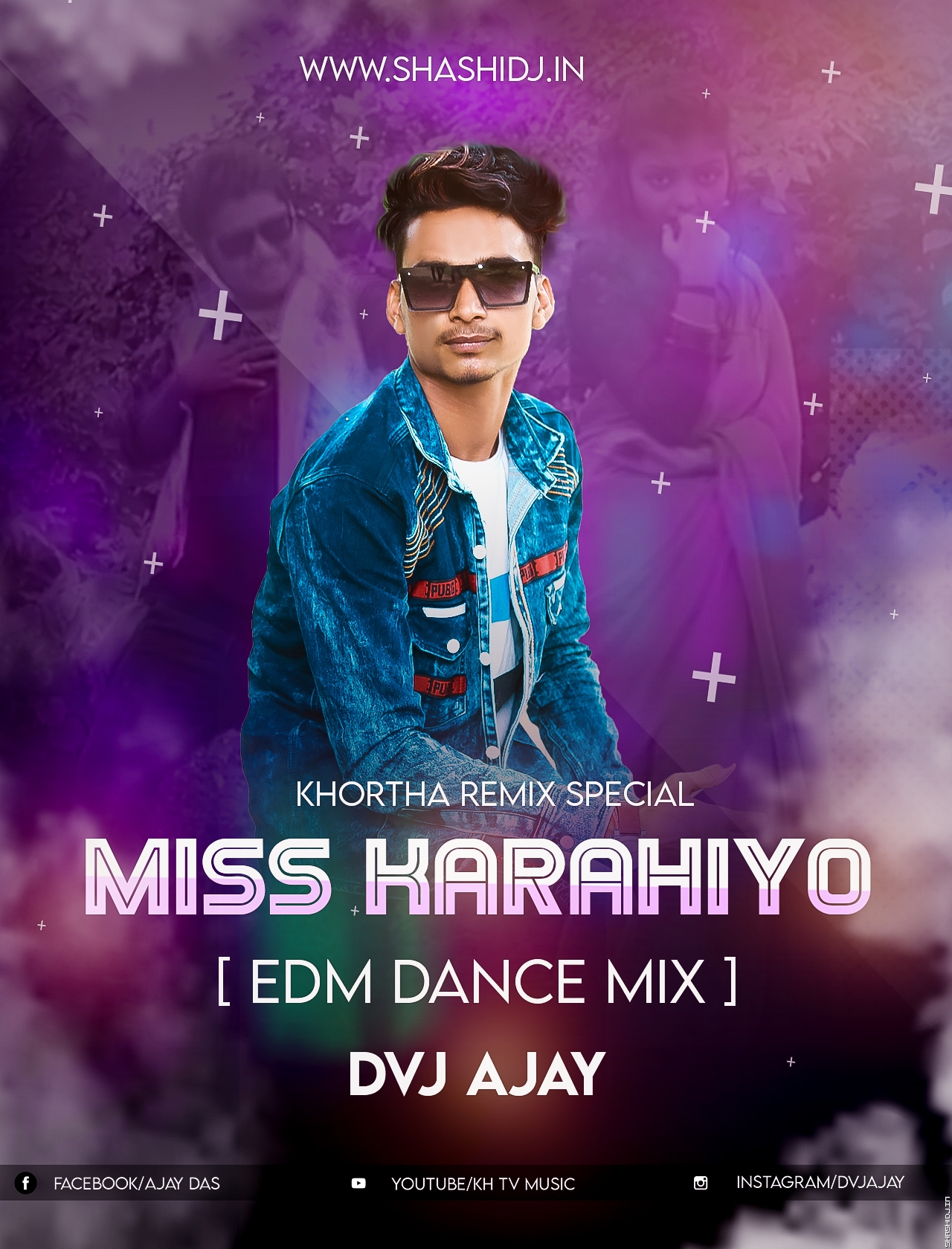 Miss Karahiyo Tora Mane Mane | EDM DANCE MIX | Dvj Ajay .mp3