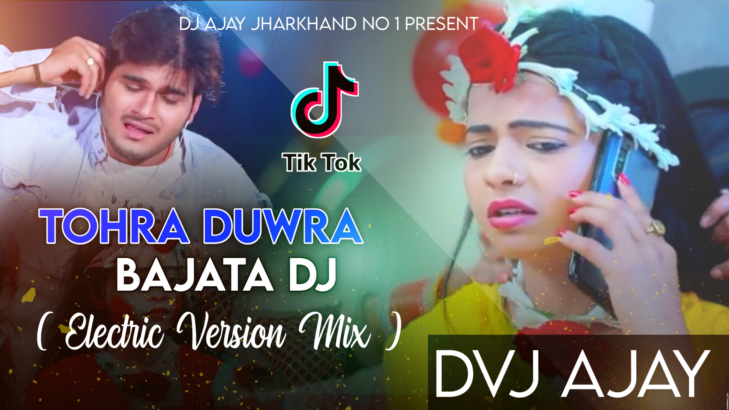 Tohra Duwra Pe Bajata DJ -- Electric Mix - Dvj Ajay .mp3