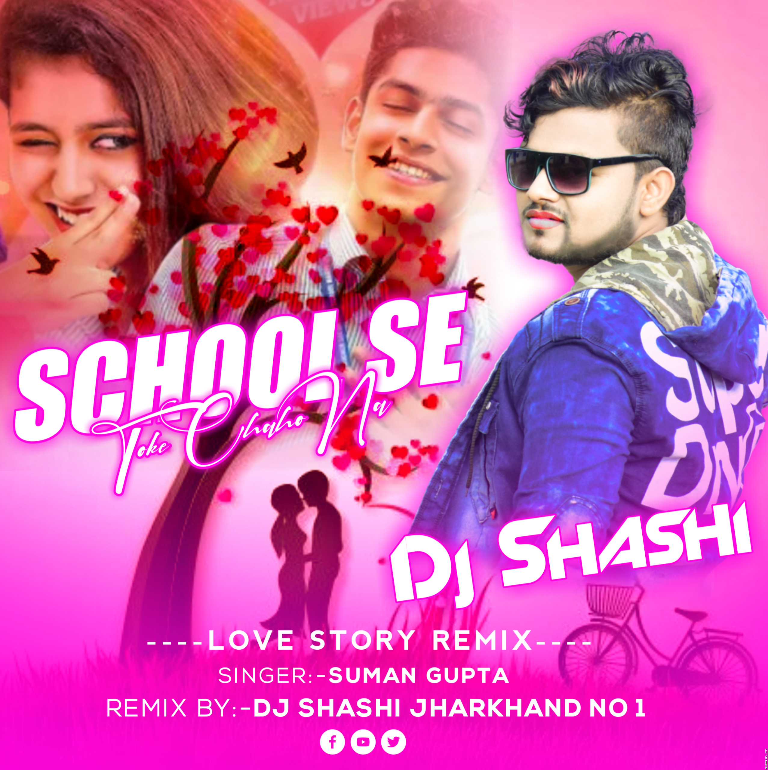 School Se Toke Chaho Na--New Nagpuri Tapori Mix By Dj Shashi.mp3