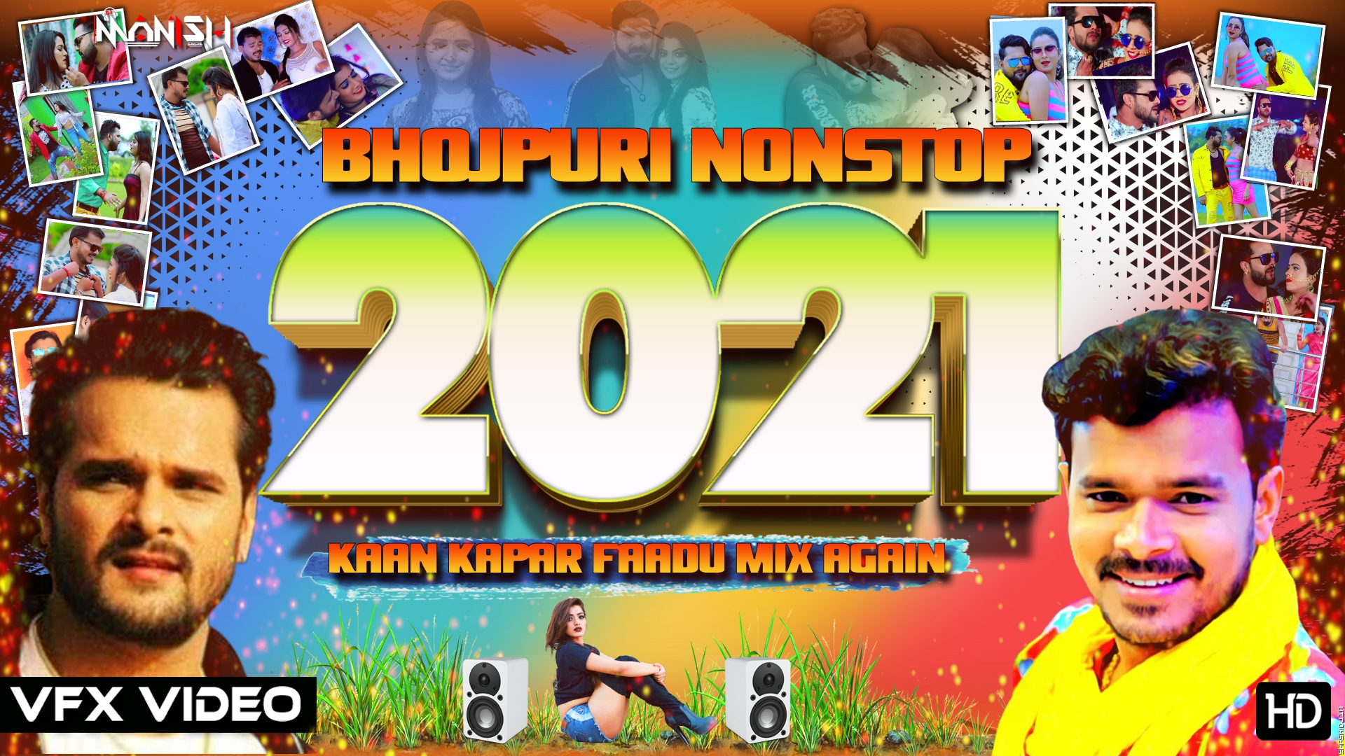 Bhojpuri Nonstop 2021 - Kaan Kaapar Faadu Mix Again Mix By Dj Manish Dhanbad.mp3