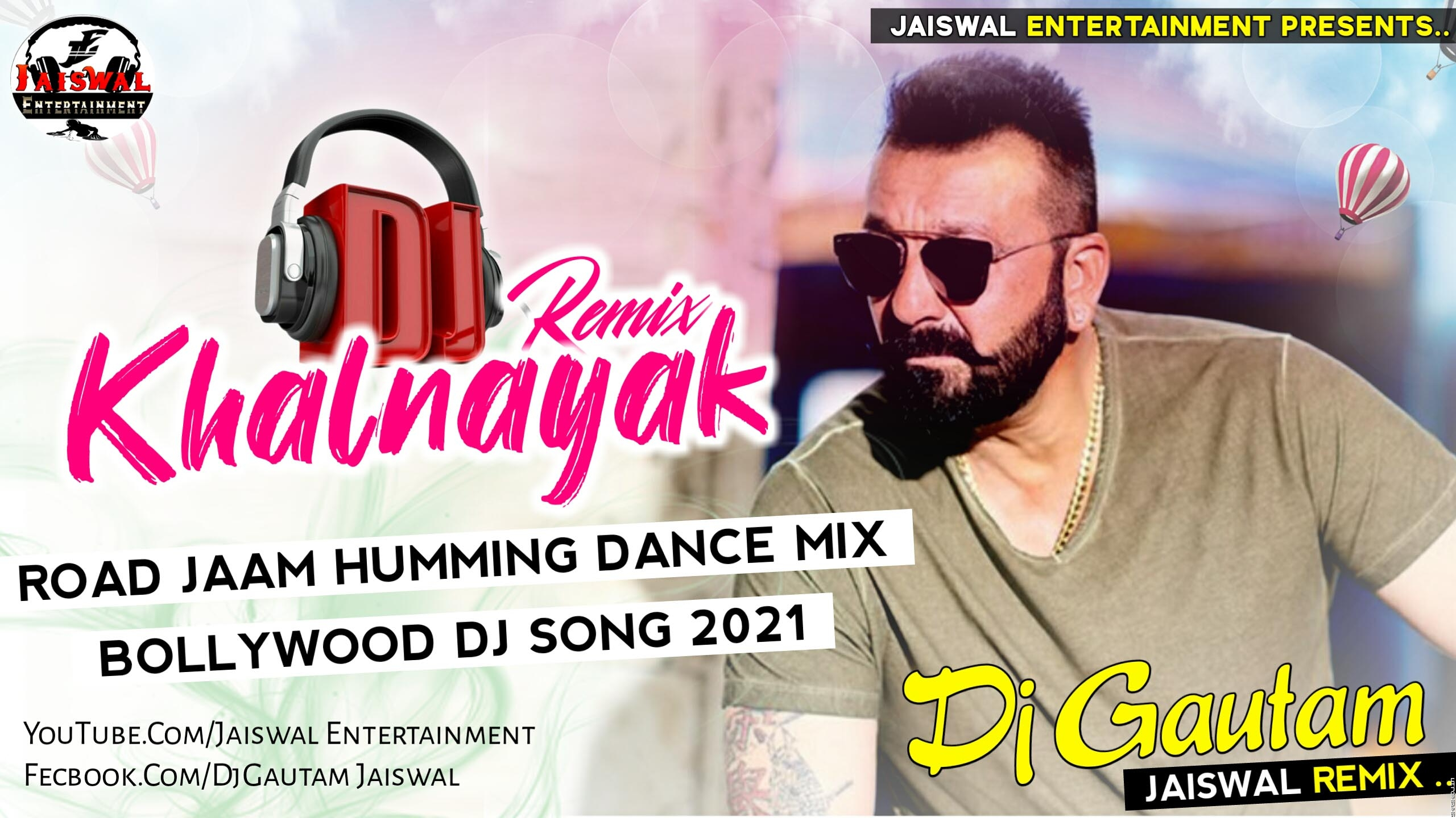 Khalnayak - Sunjay Dutt (Road Jaam Humming Dance Mix) DjGautam Jaiswal.mp3